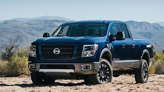 2016 Nissan Titan XD Review - First Drive