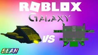 Roblox:Galaxy:Nyxesions Vs Niveau 2 Starbase!