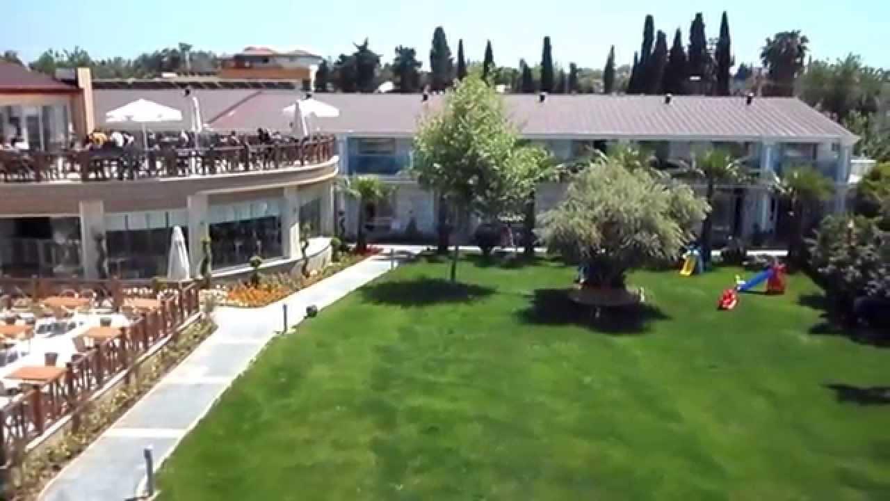 Sun Club Hotel Side Turkei Eine Traumhaft Schone Und Ruhige Clubanlage Hd Hotelvideo