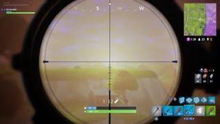 O MELHOR SNIPER DO FORTNITE - Sniper Montage #1