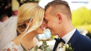 KASIA I PIOTREK / WEDDING TRAILER / MSZANA DOLNA / PRZYSTAŃ W KABANOSIE / SPYTKOWICE
