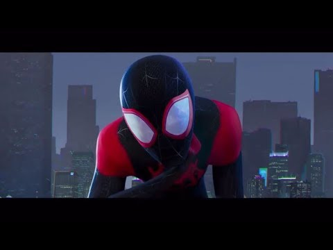 ספיידרמן: ממד העכביש - מאחורי הקלעים | Spiderman: Into The Spider-Verse