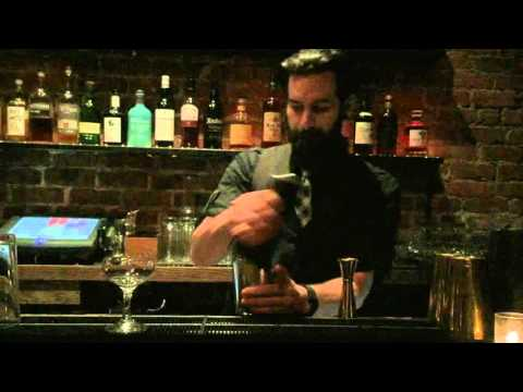 Johny Cood from Bourbon and Branch, San Francisco, CA