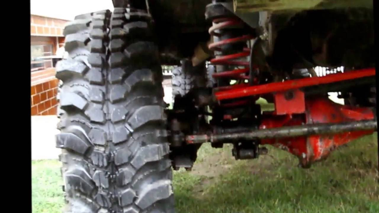 УАЗ 469 аудио и шасси Uaz sound a suspension - YouTube