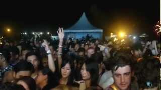Future music festival Malaysia 2012 - Tinie Tempah - Frisky - Till i