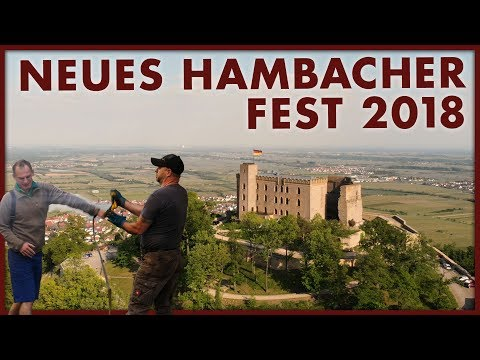 Neues Hambacher Fest 2018 (Dokumentation)