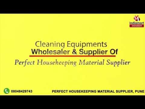 Cleaning Equipments By Perfect Housekeeping Material Supplier, Pune