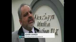 Noor Mosque Opens in Crawley Sussex