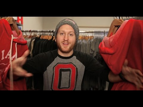Mike The HOMAGE Intern Needs Your Help For An O-H-I-O Hype Video!