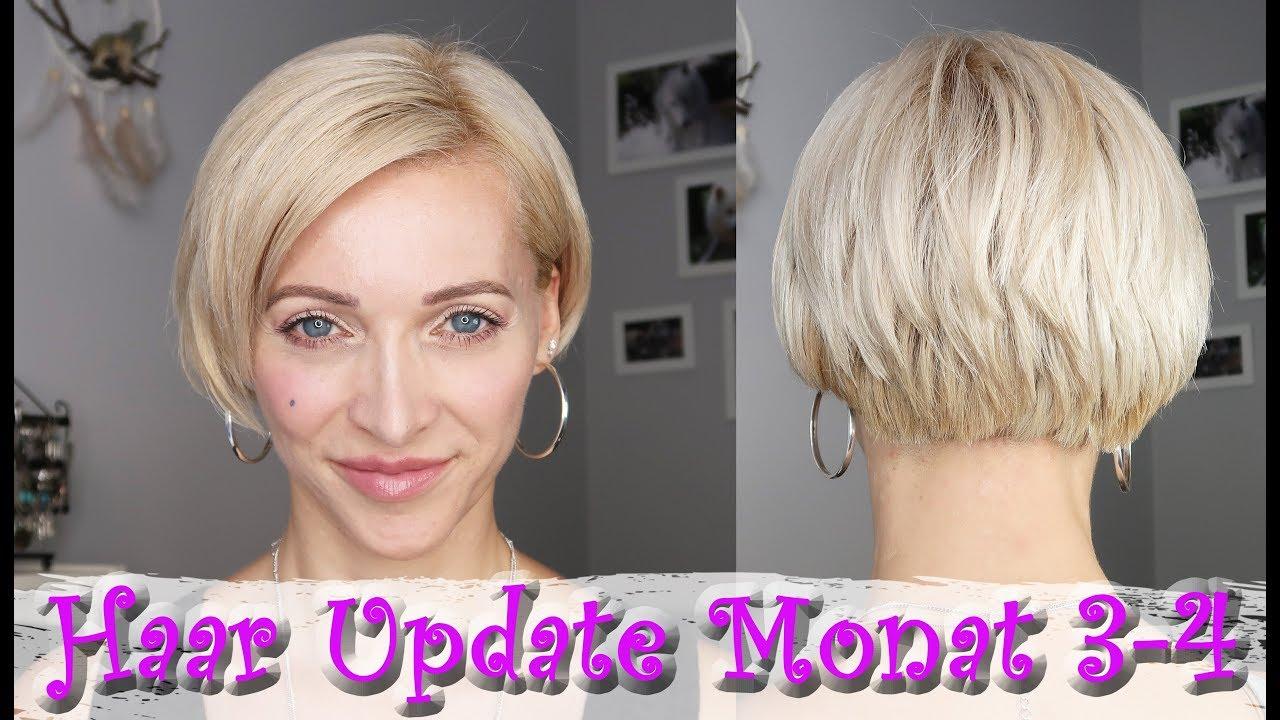Pixie Rauswachsen  Haar Update Monat 8 - 8