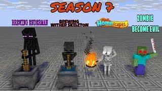MONSTER SCHOOL :Season 7 All Episodes - MONSTER SCHOOL