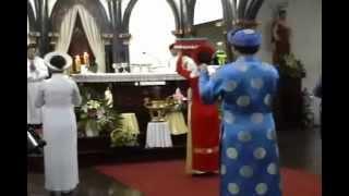 Dâng Lễ Vật - Bài ca dâng hiến của Dao Kim.flv