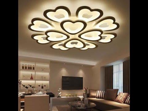 Best 100 Modern Pop Ceiling False Ceiling Gypsum Ceiling Ideas 2019 Part Ii Home Designs Youtube