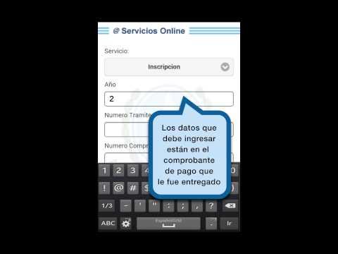 VIDEO DE LA APLICACIÓN DEL REGISTRO DE LA PROPIEDAD DE GUAYAQUIL