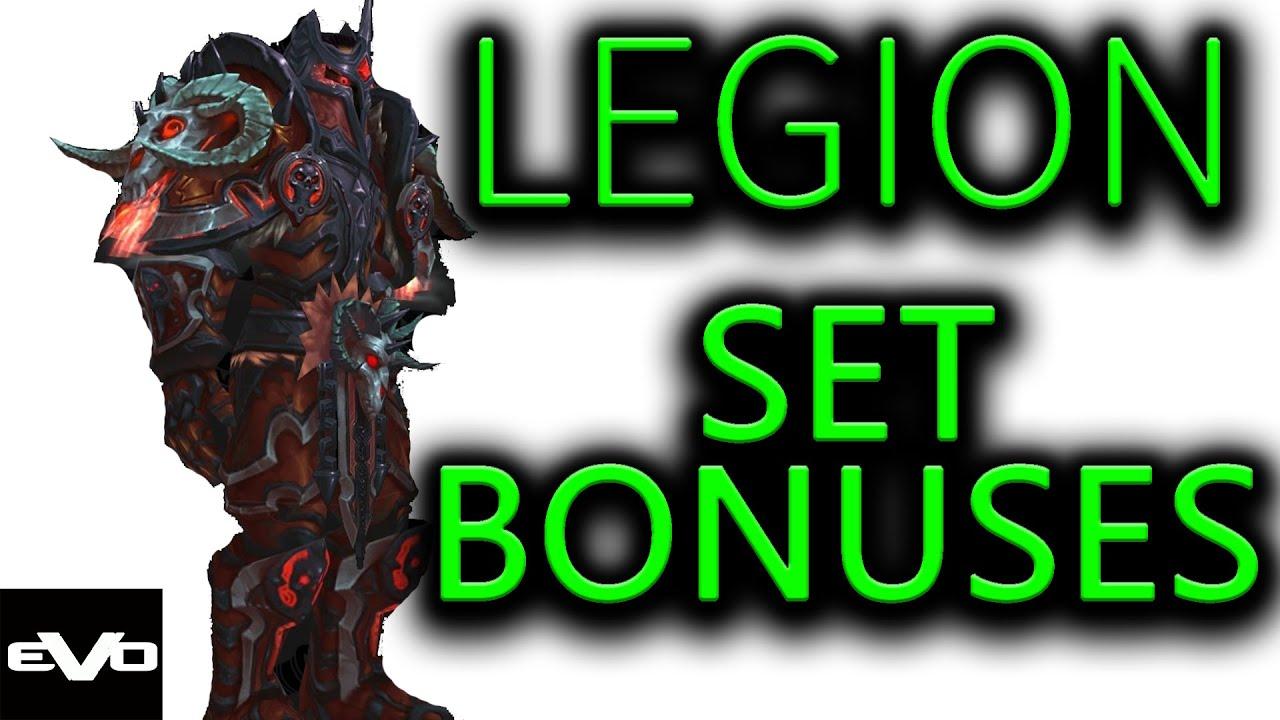 set bonuses in legion