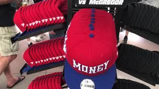 Mayweather vs McGregor merchandise