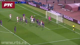 Crvena zvezda - Liverpul 2:0, najzanimljiviji trenuci utakmice
