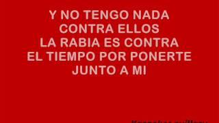 RICARDO ARJONA - TARDE (SIN DAÑOS A TERCEROS) - KARAOKE