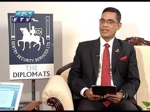 ETV The Diplomats    Dr  Mohamed Asim, High Commissioner of Maldives