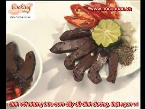 Cách pha nước chấm thịt gà luộc