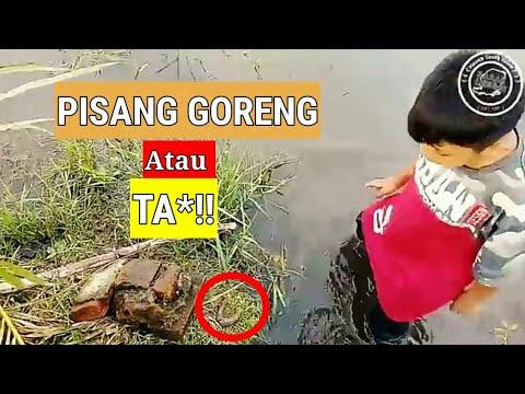 Viral! PISANG GORENG ATAU TAI? Komedi  Lucu.  Lombok. Bikin Ngakak.