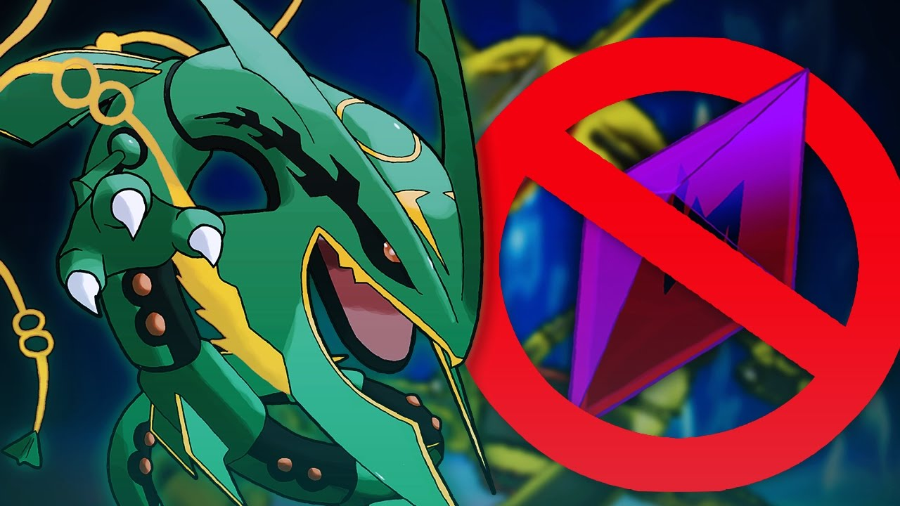 Mega rayquaza can not use z moves in pokemon sun and moon rayquaza can not mega evolve use z - Pokemon rayquaza mega evolution ...