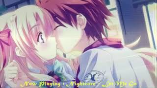 Download No Method - Let Me Go ( Nightcore Version ) MP3 song and Music Video