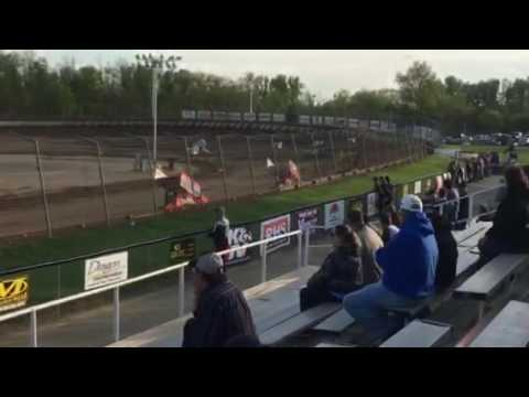 Jared Horstman Racing-May 13, 2016- Heat Race