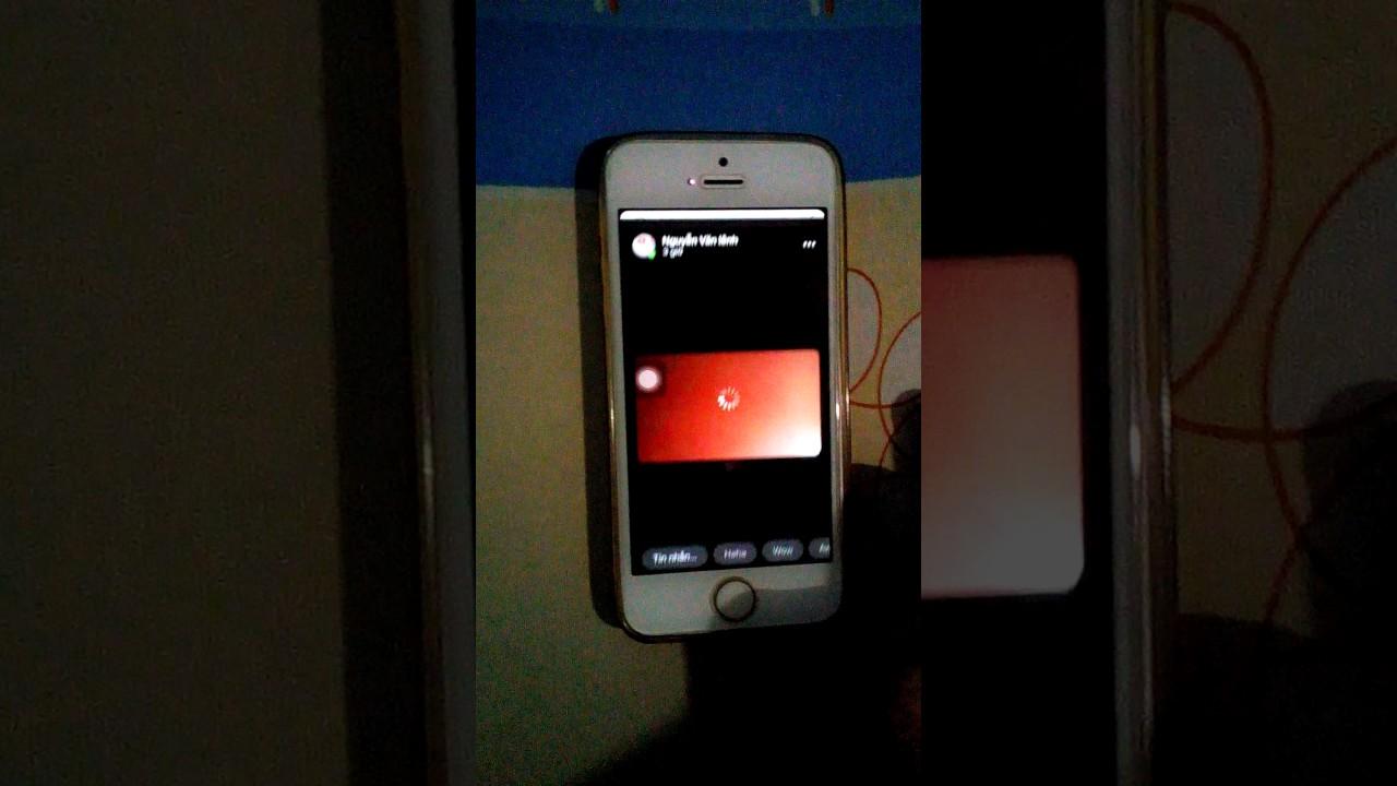 Iphone 5 tự động tắt nguồn và khởi động lại… Ai giúp với