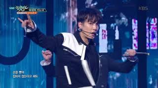뮤직뱅크 Music Bank - WHERE YOU AT - 뉴이스트 W (WHERE YOU AT - NU'EST W).20171013