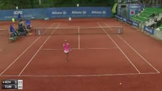 Kovalets Sofiya v Tomova Viktoriya - 2016 ITF Sofia