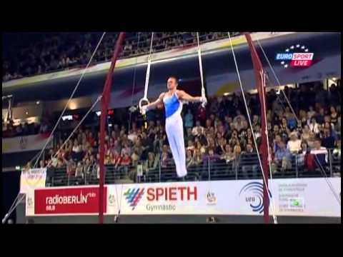 2011 European Championships - Danny Rodriguez
