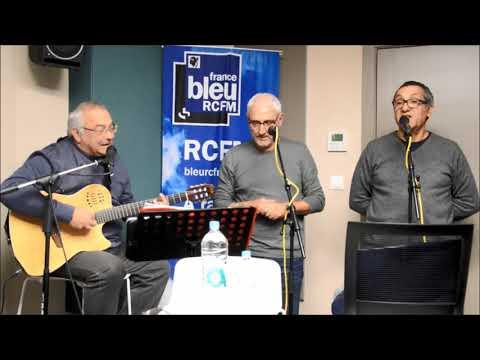 Clip RCFM In'Cantu J'ai rendez vous avec vous (Hommage Brassens)