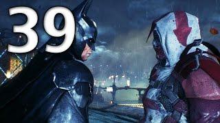 Batman: Arkham Knight Official Walkthrough 39 - Azreal's Final Mission