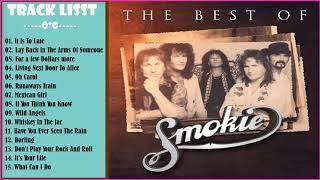 Smokie Greatest Hits Full Album - The Best of Smokie