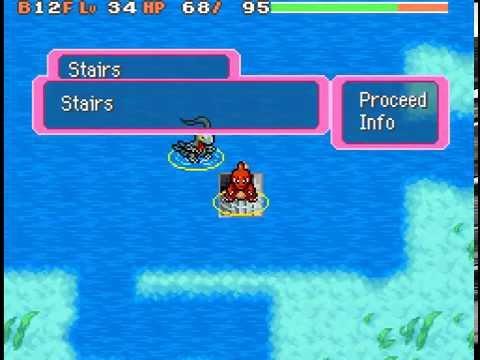 Stream- Pokémon Mystery Dungeon: Blue Rescue Team Postgame (16)