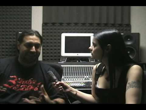 Raymond Herrera Interview with Colette Claire June 09 Part 1