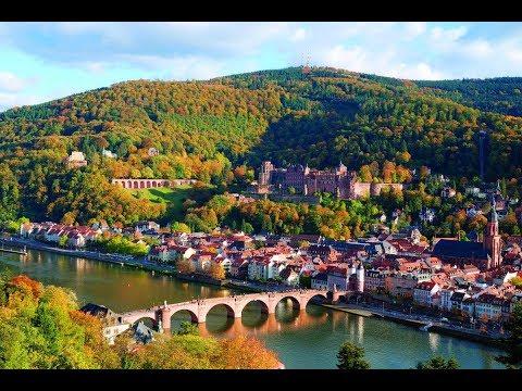 Heidelberg Wege Der Romantik Romantic City -  Karl Theodor Bridge / Germany Trip 2018