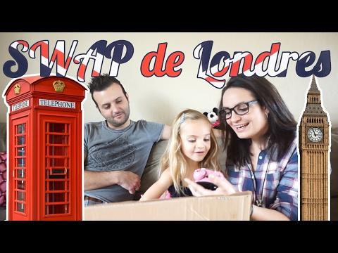SWAP DE LONDRES EN FAMILLE AVEC RILAZO 💂