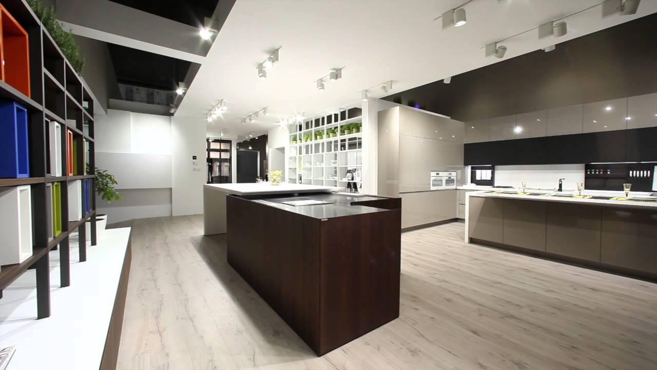 The evolution kitchen by gamadecor at eurocucina 2014 - Porcelanosa cocinas catalogo ...