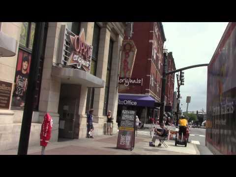 Nashville, TN Streets and Music