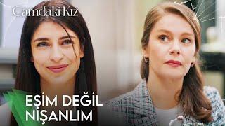 Nalan Sedat'ı Kıskandı   Camdaki Kız 6. Bölüm