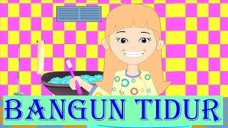 Bangun tidur   Lagu anak TV   When I Wake Up Song in Bahasa Indonesia