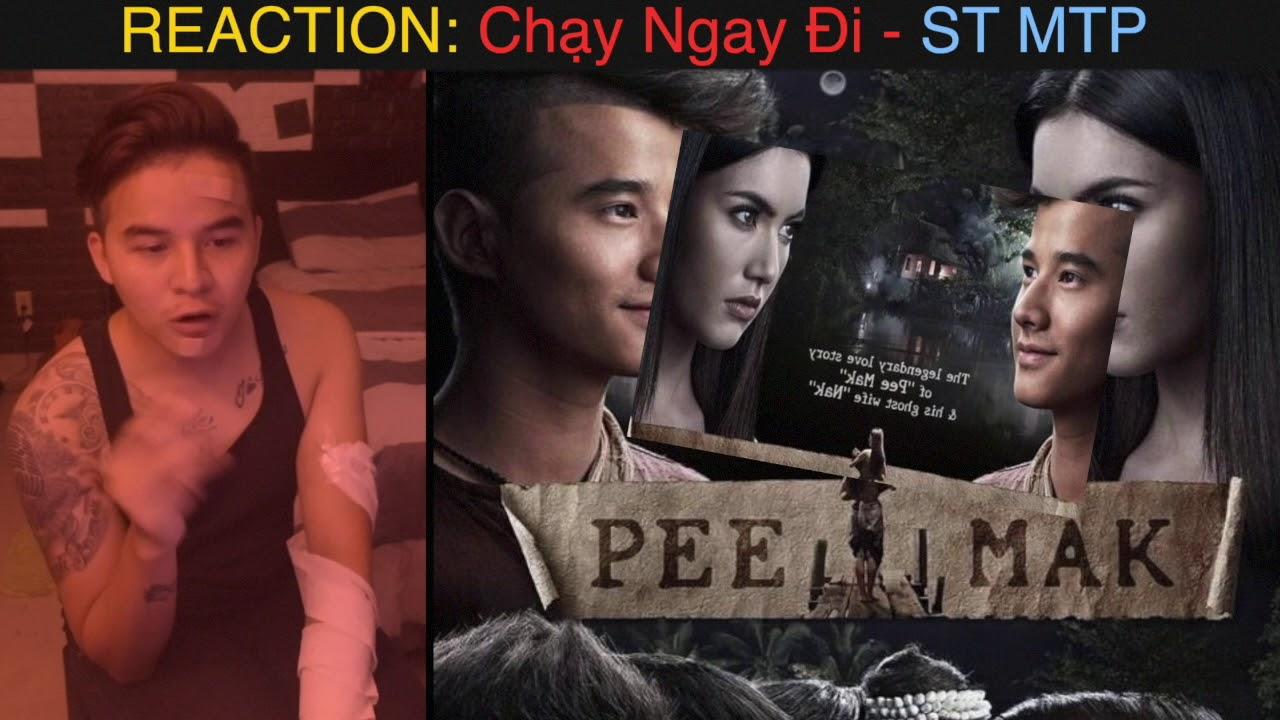 [Giang Hồ REACTION] CHẠY NGAY ĐI | RUN NOW | SƠN TÙNG M-TP | Official Music Video
