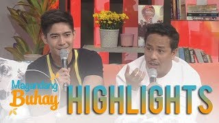 "Magandang Buhay: Robi and Eric talks about ""The Kids' Choice"""