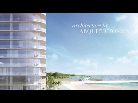 Exclusivo Proyecto frente al mar en Puerto Cancun