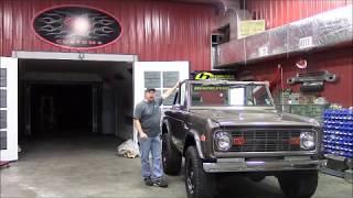 Rebuilding The 74 Bronco