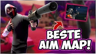 🎯 BEST AIM TRAININGS MAP! Get better with this map! | Fortnite German