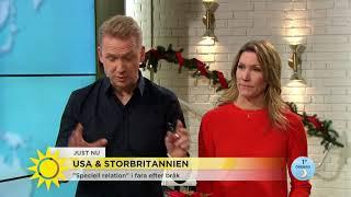 USA & Storbritannien i storbråk - Nyhetsmorgon (TV4)