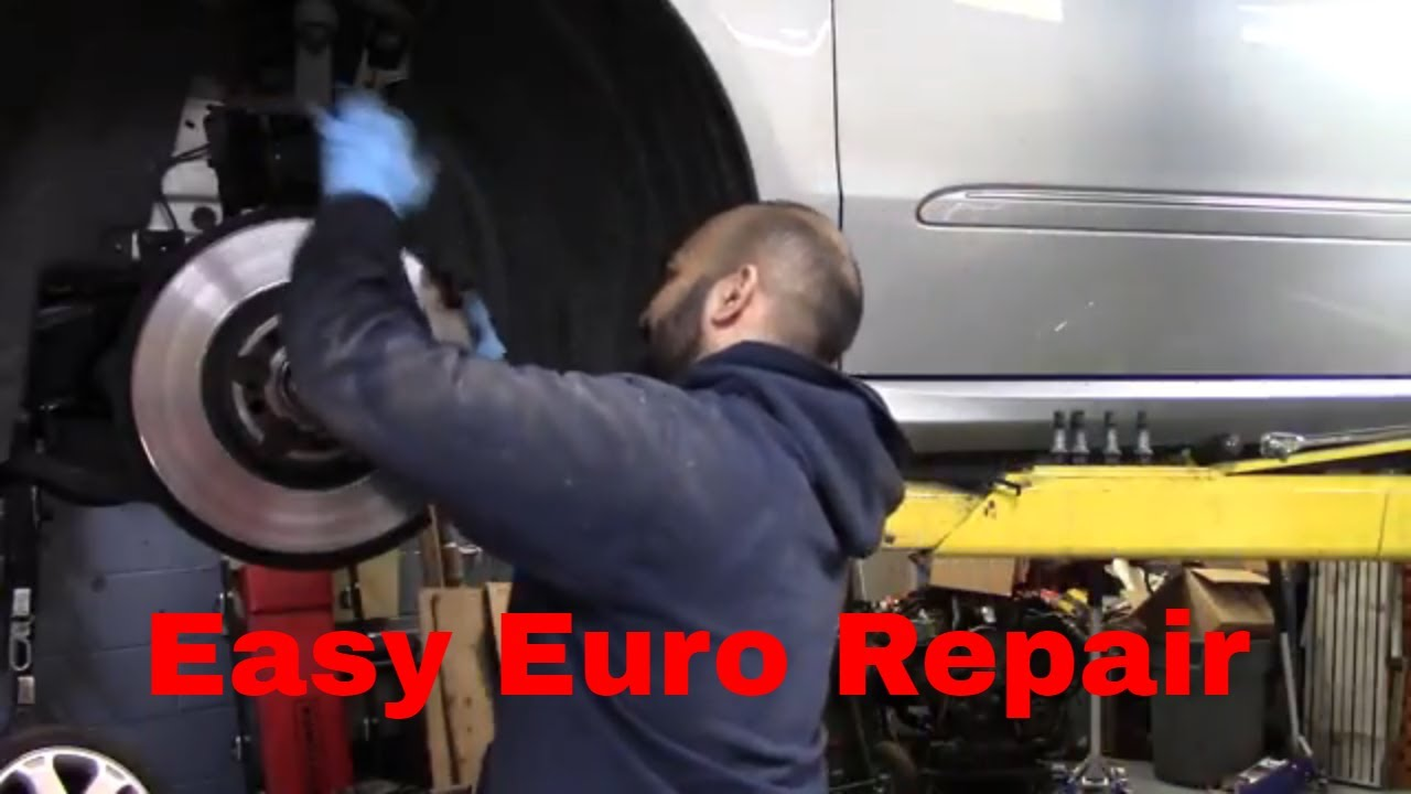 Could This Be The Easiest Euro Car To Repair Youtube